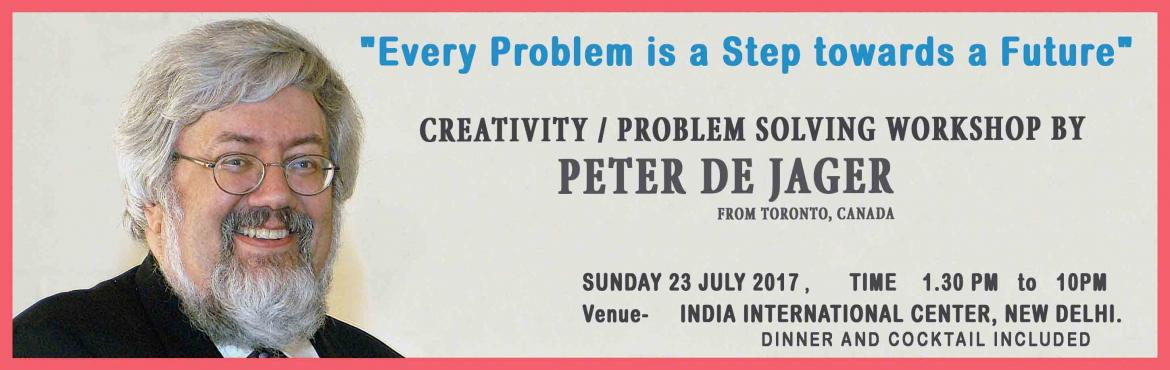 Creativity/Problem Solving Workshop