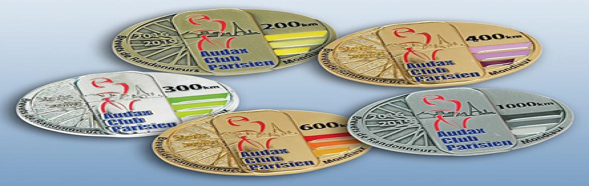 Knight Riders 2 - 200 BRM Medals