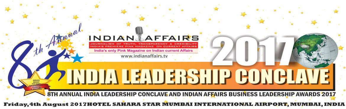 India Leadership Conclave 2017
