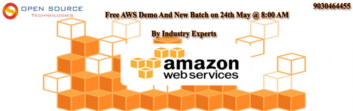 Free Demo On AWS At The Open Source Technologies