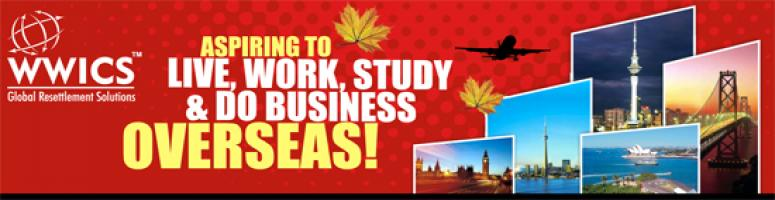 Book Online Tickets for Free Mega Seminar in Jalandhar , Jalandhar. WWICS, the World\\\'s Largest Resettlement Solutions Company, brings a golden opportunity for aspirants to meet world renowned placement and settlement experts in your city. For more info visit http://wwss.co.in/free_mega_seminar/Jalandhar.html