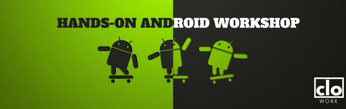 Book Online Tickets for Hands-on Android Workshop, Hyderabad. Android is the leading mobile platform that has been capturing market share in India and worldwide. Application developers and entrepreneurs alike cannot avoid being on the same.  This session aims to impart basic knowledge of Android development and