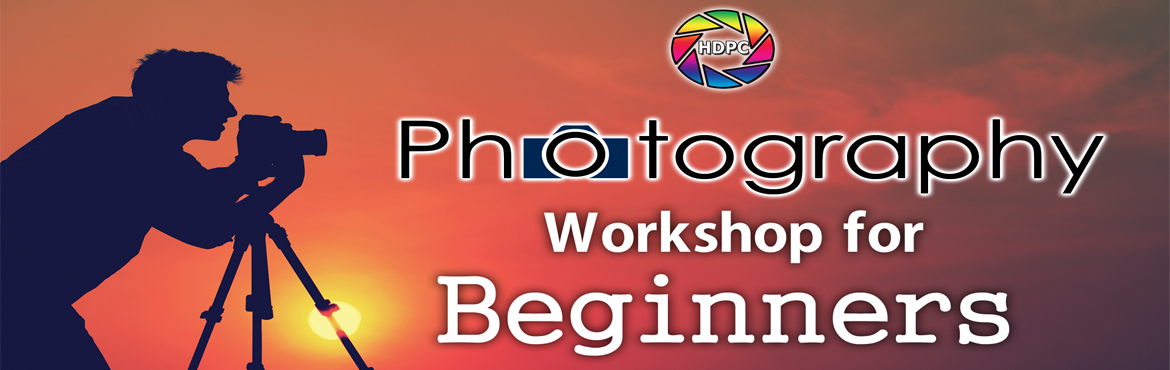 Book Online Tickets for Photography for Beginners  Theory Practi, Hyderabad. Hi Friends..!  Have you bought a new digital SLR?  Is it still on the little green rectangle auto function?  Want to know how to take a better picture?  This session is for BEGINNERS only. Kids 12+ are also Welcome. &nbs