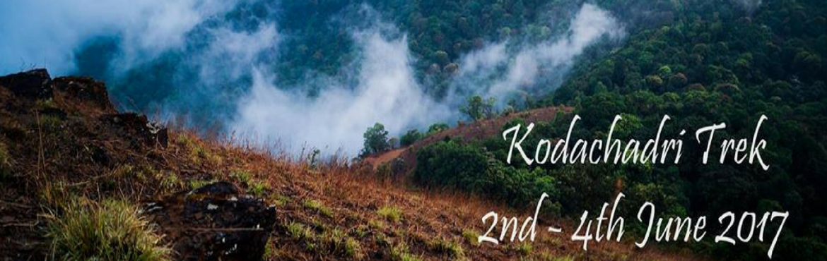 Book Online Tickets for Kodachadri Trek with Plan The Unplanned, Bengaluru.  Kodachadri Trek comprises of a complete package of natural beauty - it possesses compact forests, beautiful waterfalls en route, gorgeous jungle trails and picturesque landscapes!Located amidst the Western Ghats of Karnataka, Kodachadri is 1,34