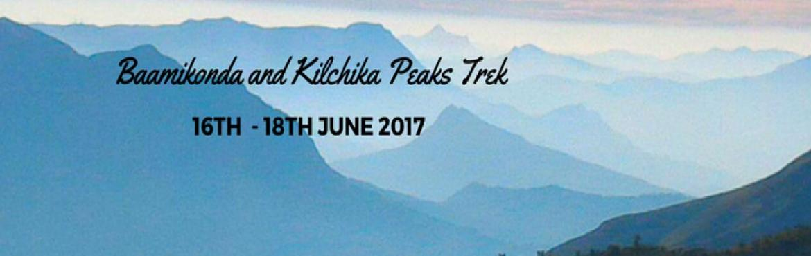 Book Online Tickets for Baamikonda and Kilchika Peaks Trek, Bengaluru.  Bavikonda Kilchikia is one of the most untouched and stunning trails that Bangaloreans can enjoy over the weekend. This trek begins at the foothills of the Mullodi village which is surrounded by soothing waterfalls within a 15 km radius. The mo