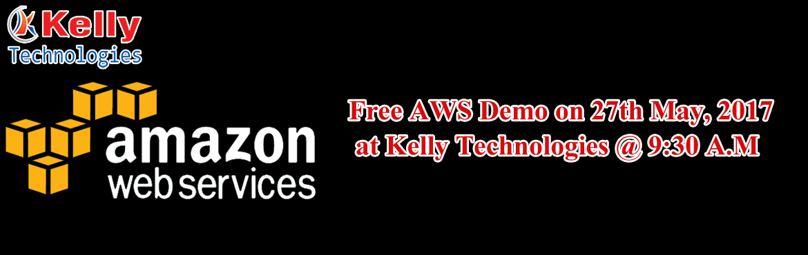 Avail Free Demo On AWS