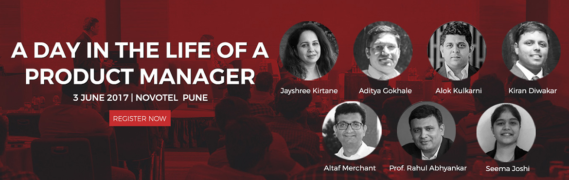 Book Online Tickets for Product Management Seminar - Pune, Pune. The seminar offers the essential three for career advancement - career assessment, industry insights and networking - in a single day. A day devoted to learning and networking with senior product practitioners, IPL faculty and business leaders. It is