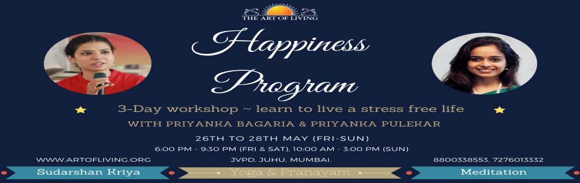 Art of Living Yoga, Sudarshan Kriya, Meditation
