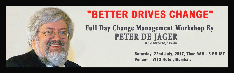 Full Day Change Management Workshop