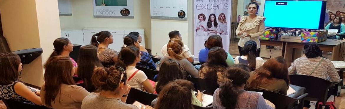Self Makeup and Personal Grooming Live Demo