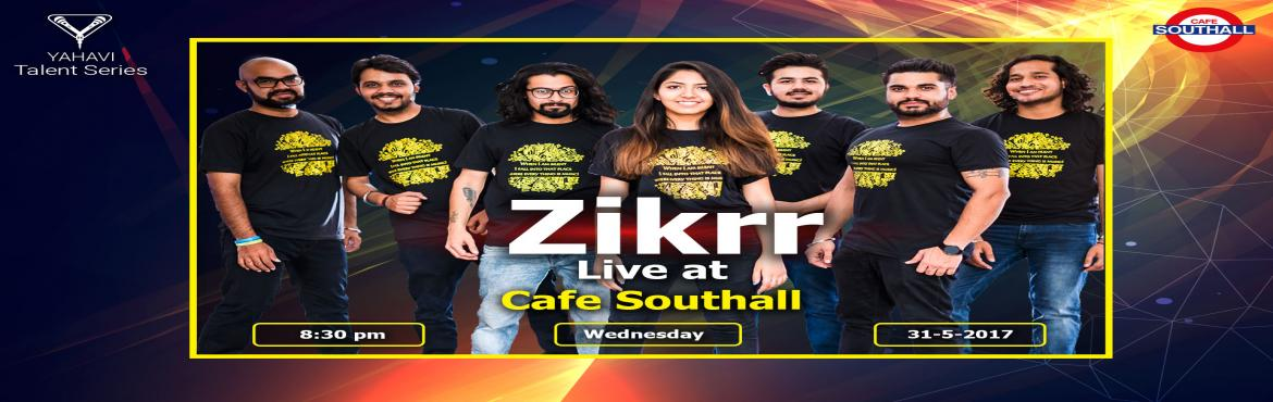 Book Online Tickets for Zikrr Live, New Delhi.  A fusion Indian Rock Band playing Sufi and Punjabi folk with a unique approach to music and melodies. ZIKrr which means to mention promises to stir up emotions hidden deep within surfacing then into a beautiful memory.The softness of the voice,
