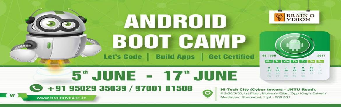 Android Boot Camp
