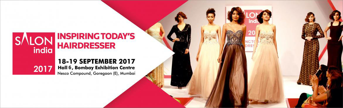 Book Online Tickets for Salon India Seminar 2017, Mumbai. Salon India draws together the hairdressing community in the industry\'s largest get together for all things hair. Experience world class education, the largest display of hair brands and products, get inspired by top stylists from across the world,