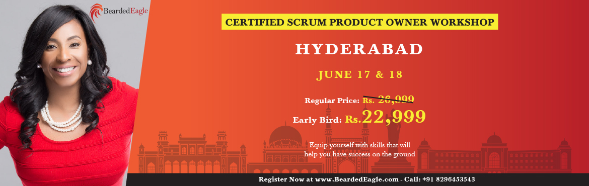 Certified Scrum Product Owner in Hyderabad