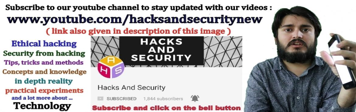 hacks and security