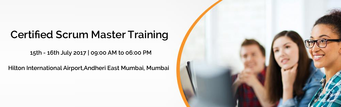 Book Online Tickets for Certified Scrum Master Training in Mumba, Mumbai. Scrum and Agile and the buzzwords in the IT industry today, Scrum in particular has emerged as the most popular agile Framework. Scrum Masters has emerged as one of the highly paid and recognized role in IT industry. Scrum Masters are the change agen