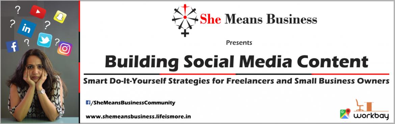 Building Social Media Content Plan