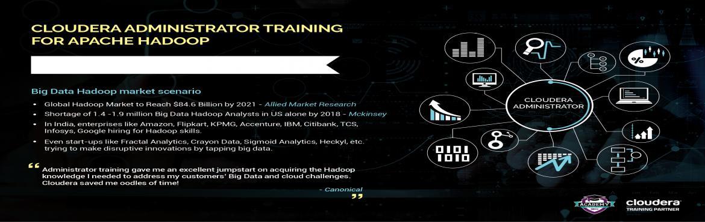 Cloudera Administrator Training l Chennai | 22-25 | Jun 2017