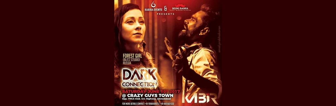 Book Online Tickets for Dark Connection, Ahmedabad. DarkConnection#KabiraEvents. Pool Party, Laser Light Setup, EDM, BDM ,Psy, Special set by Celebrity \