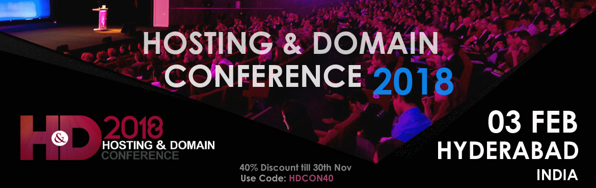 Hosting and Domain Conference 2018