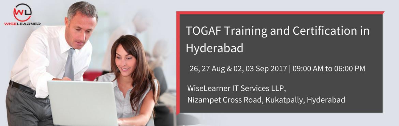 best Togaf Training in Hyderabad