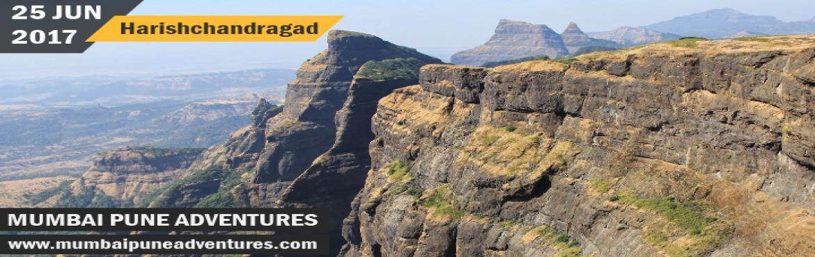 Book Online Tickets for Harishchandragad Day Trek-Mumbai Pune Ad, Ahmednagar. Event Details:Event Grade: EasyEndurance Level: MediumHeight of fort: 4665ft approx.Location: AhmednagarTotal time required to reach base: 2.30 hours from Kasara railway station Total time required for climbing: 3 hrs of normal climbDuration: 1