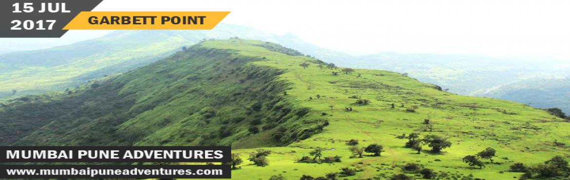 Book Online Tickets for Garbett Point Day Trek-Mumbai Pune Adven, Matheran. Event Details:Event Grade: EasyEndurance Level: MediumHeight of fort: 2600ft approx.Location: Matheran, KarjatTotal time required for climbing: 5 hours of normal climbTotal distance for climbing: 8 kmsDuration: 1 DaCost: Rs.500/-Event Link:https://ww