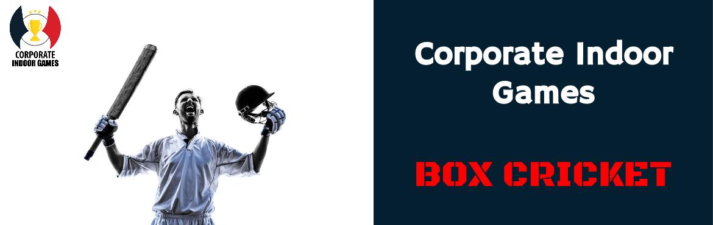 Box Cricket - Corporate Indoor Games