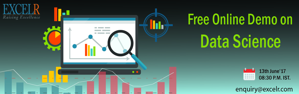 Book Online Tickets for Free Data Science or Business Analytics , Hyderabad.  While the IT industry is plagued with fears of mass retrenchment. Up skilling and cross skilling is the order of the day. There is still a huge demand supply gap as far as quality Data Science professionals are concerned. What differentiates Ex