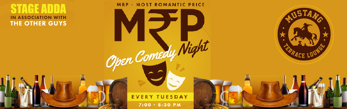 MRP - Open Comedy Night