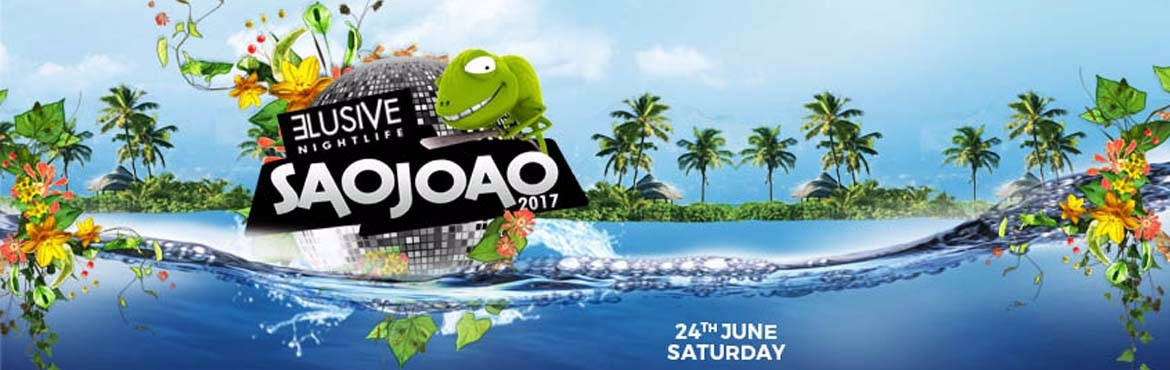 Book Online Tickets for The Elusive Saojoao Party 2017 , Panjim. Highly recommended, One of the most original Sanjoao party of Goa, a must attend event for the discerning party animal.Yes ! It\'s Elusive Saojoao Party...After Colorland Goa this is the next big thing we are doing.. Artists announced so far: 1)&nbsp