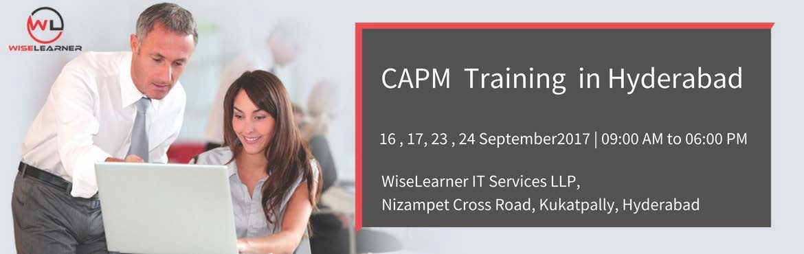 CAPM Training in Hyderabad