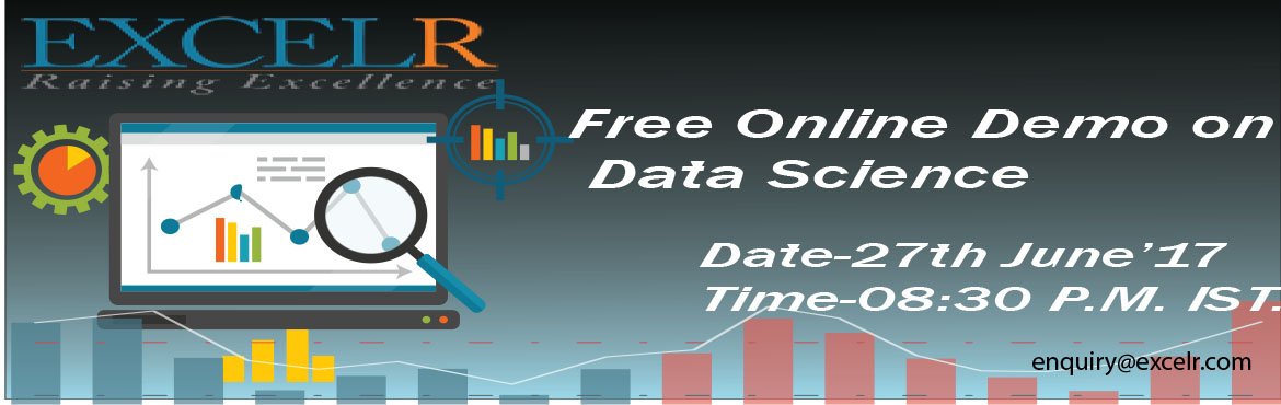 Free Online Demo on Data Science or Business Analytics