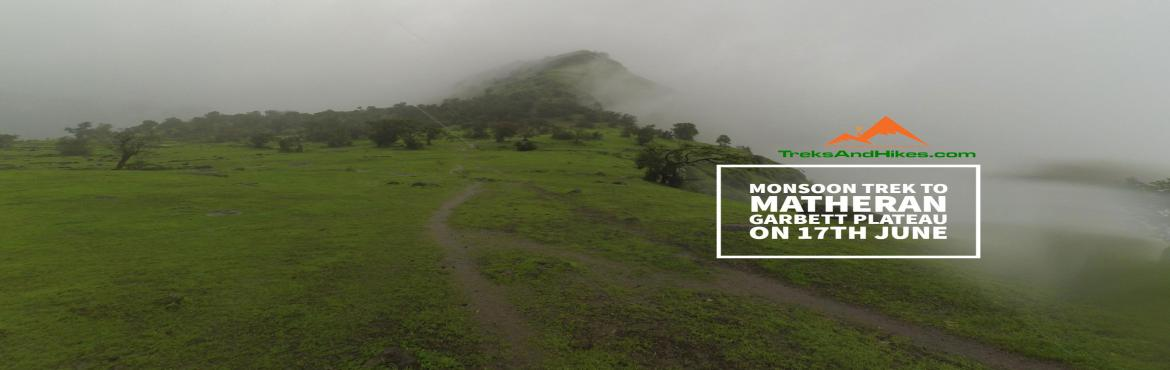 Monsoon Trek To Matheran Via Garbett Plateau on 17th June 2017