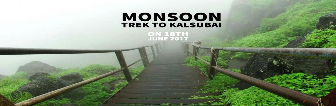 Monsoon Trek to Kalsubai - Highest Peak of Maharashtra