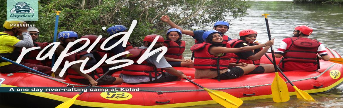 Rapid Rush (River rafting at Kolad)