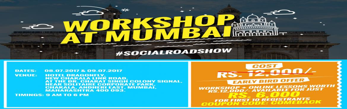 Social Media Marketing Boot Camp- Mumbai