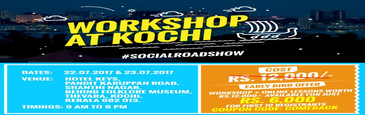 Social Media Marketing Boot Camp- Cochin