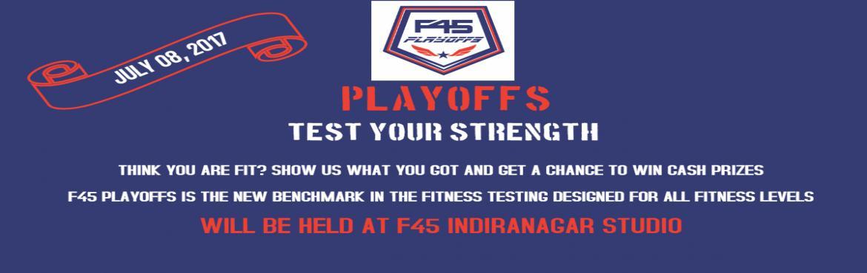 F45 Playoffs - Fitness Challenge