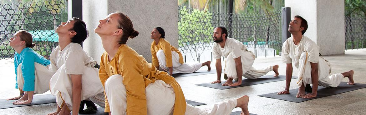 Book Online Tickets for SuryaKriya - A Potent Yogic Practice, Pune.   Surya Kriya is a potent yogic practice of tremendous antiquity, designed as a holistic process for health, wellness, and complete inner well-being. \