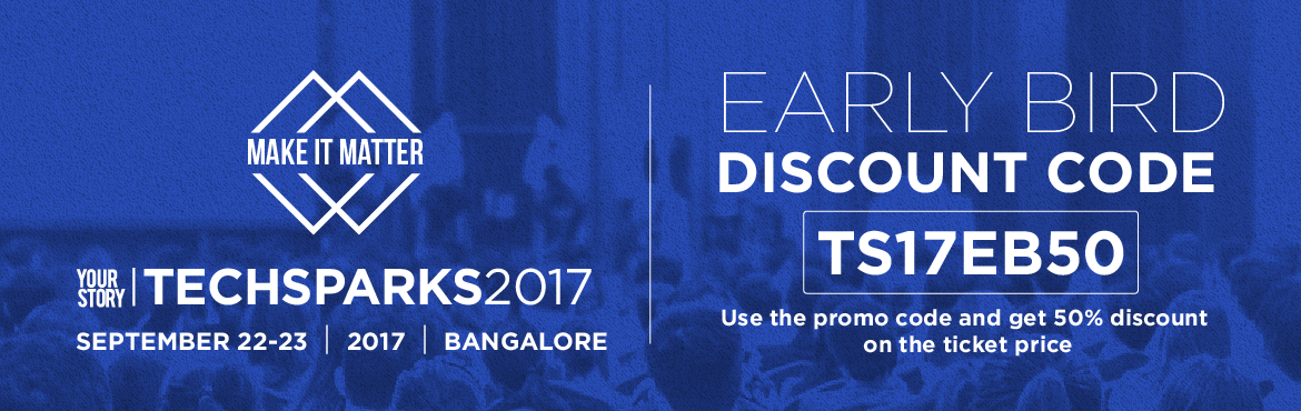 YourStory - TechSparks 2017