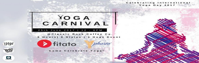 Yoga Carnival- Celebrating International Yoga Day