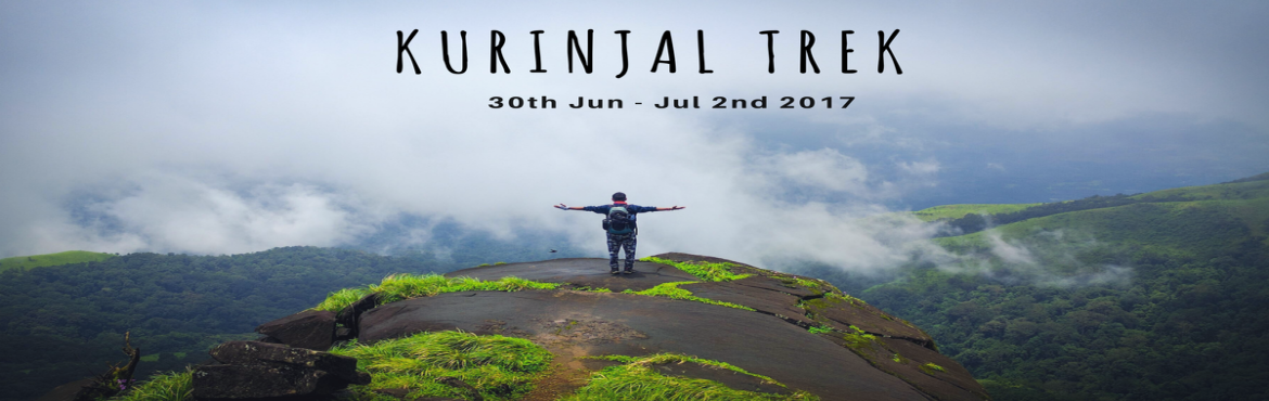 Book Online Tickets for Kurinjal Peak Monsoon Trek | Plan The Un, Bengaluru.  Are you looking for a weekend getaway from Bangalore with the urge of escaping the fast-paced life of the city? We are all set to take you to the lush green meadows with various streams flowing, the picturesque landscape that\'ll leave you in a
