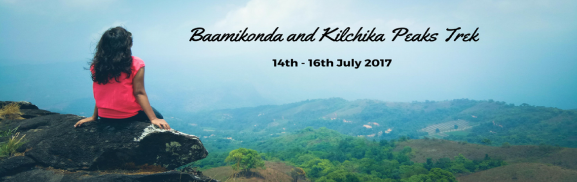 Book Online Tickets for Baamikonda and Kilchika Peaks Trek, Bengaluru. Bavikonda Kilchika is one of the most untouched and stunning trails that Bangaloreans can enjoy over the weekend. This trek begins at the foothills of the Mullodi village which is surrounded by soothing waterfalls within a 15 km radius. The most uniq