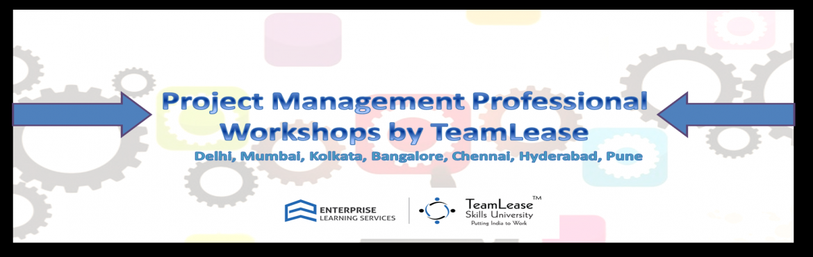 Book Online Tickets for Project Management Professional Workshop, Kolkata.   About The Event   Course Overview:  Project Management Certification has shaped thousands of professionals globally and is a workforce skill in high demand. PMI's Project Management Professional (PMP)® credential is the most imp