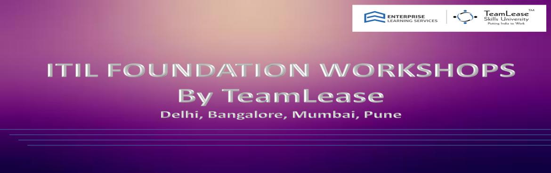ITIL Foundation Workshop @ Mumbai