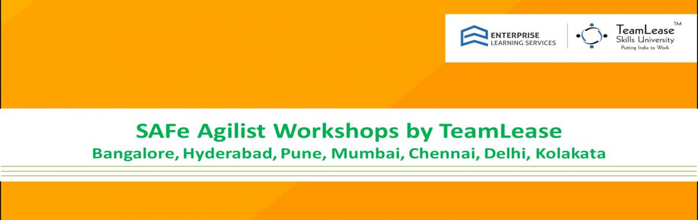 Leading SAFe Agilist Workshop @ Hyderabad
