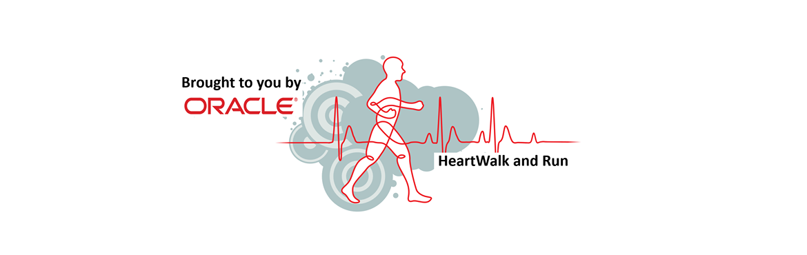 Book Online Tickets for Oracle Heartwalk and Run , Bengaluru. The Oracle Heartwalk and Run is a charity event organized by Oracle India to assist Needy Heart Foundation, anNGO - which performs Heart Surgeries for the poor in Bangalore, India. We are looking at this event being the largest contributor to t