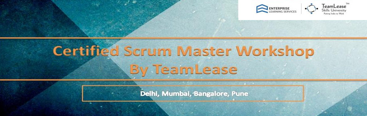 Book Online Tickets for Certified Scrum Master (CSM) @ Mumbai , Mumbai. Course Overview  Scrum is a framework for developing and sustaining complex products. This definition consists of Scrum's roles, events, artifacts and the rules that bind them together.Ken SchwaberandJeff Sutherlan