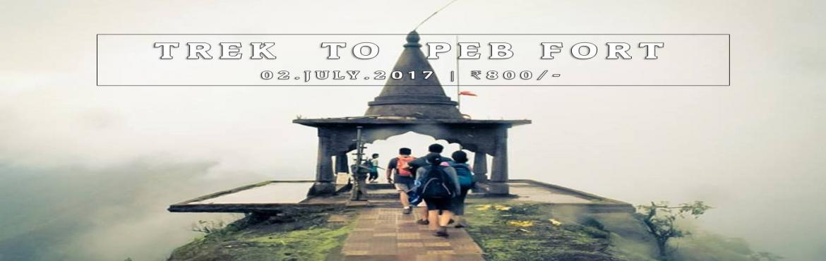 One Day Trek to Peb Fort (Vikatgad)